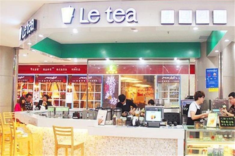 LETEA乐茶饮品加盟