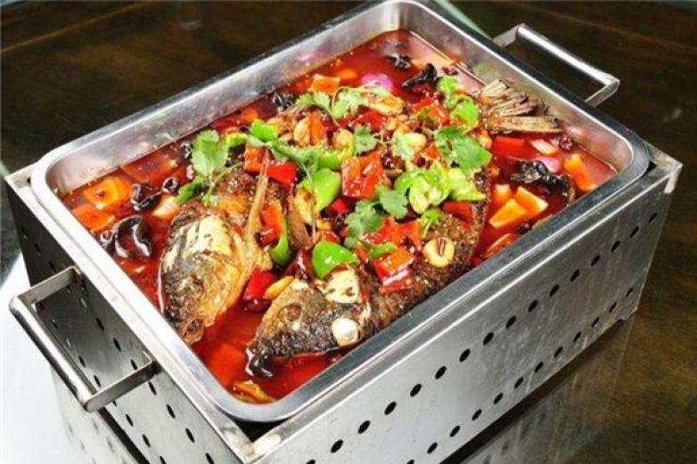 果木碳烤魚加盟