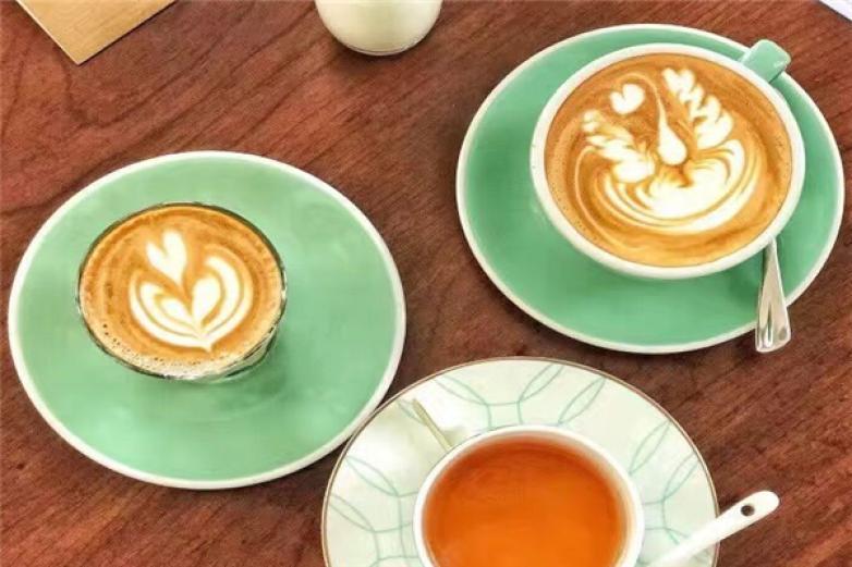 意克咖啡加盟