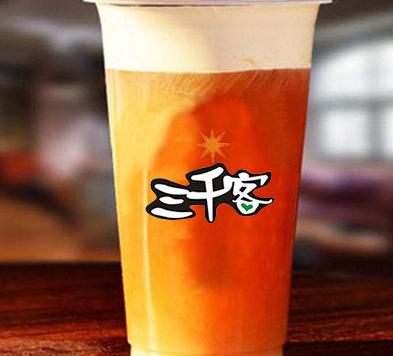 三千客奶茶饮品