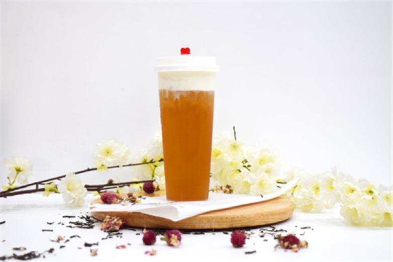 三千客奶茶饮品加盟