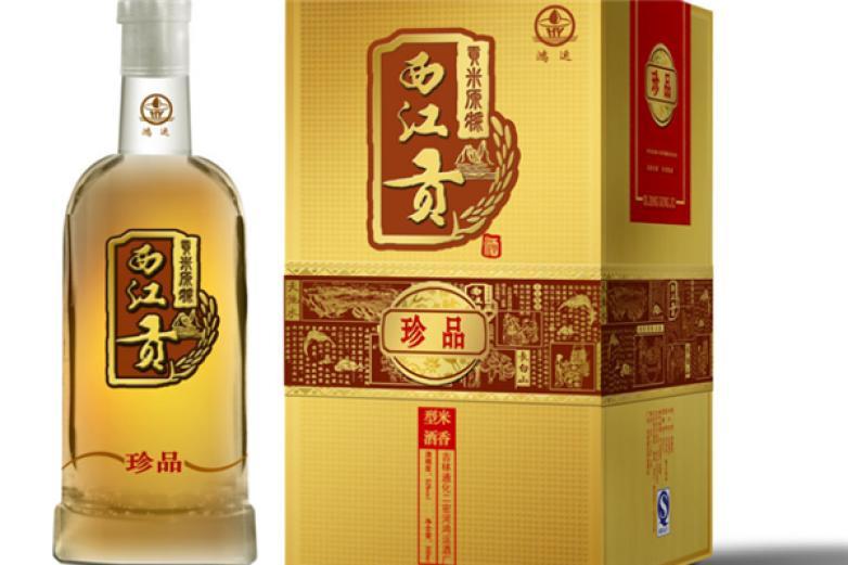 西江貢米原漿酒加盟
