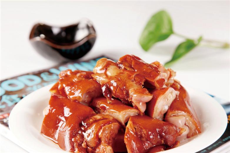 秦氏醬豬手加盟