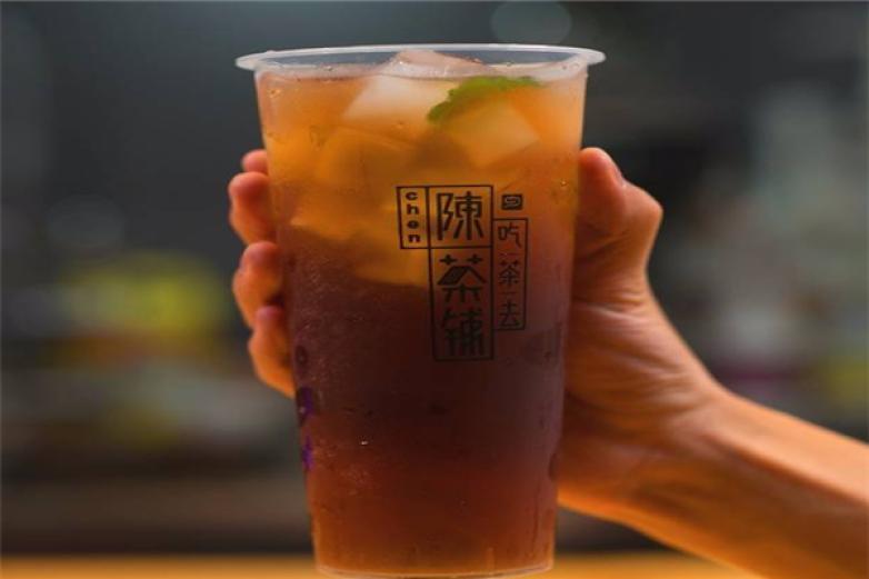 陳茶鋪子飲品加盟