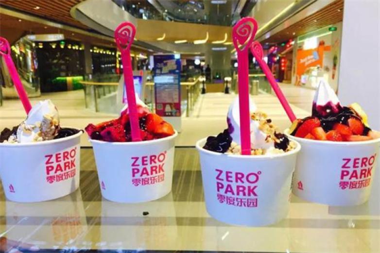 零度樂園冰淇淋加盟