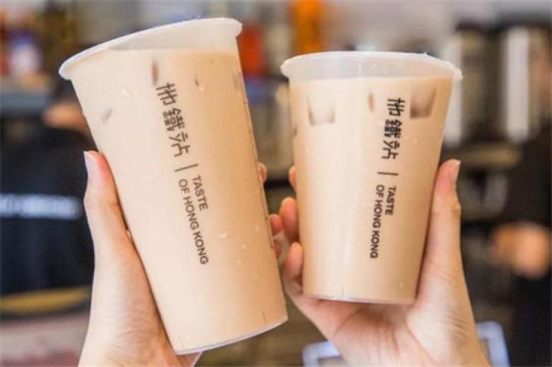 地铁站港式奶茶加盟