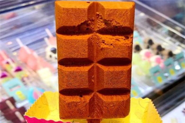 POP BOX冰淇淋加盟