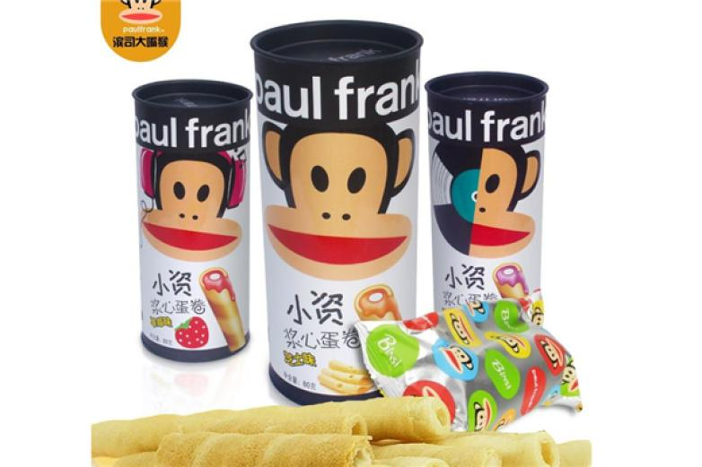 大嘴猴休閑零食加盟