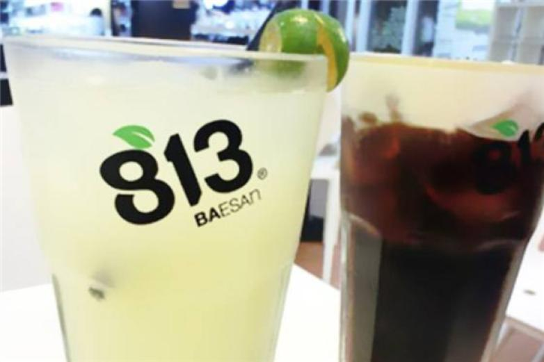 813奶茶饮品加盟