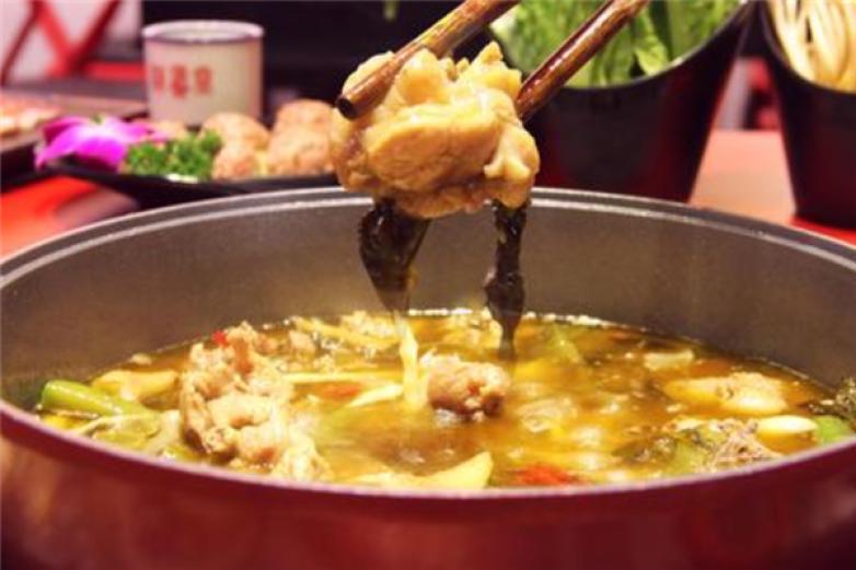 錦鳳堂酸菜雞加盟