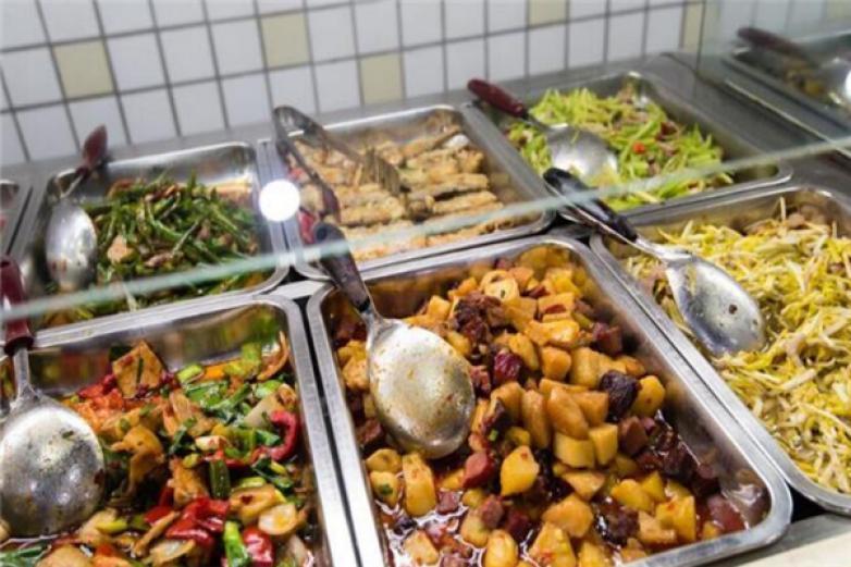 筷和勺中式快餐加盟