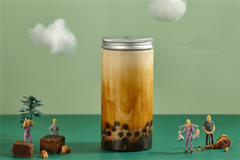 喜洛菲奶茶加盟