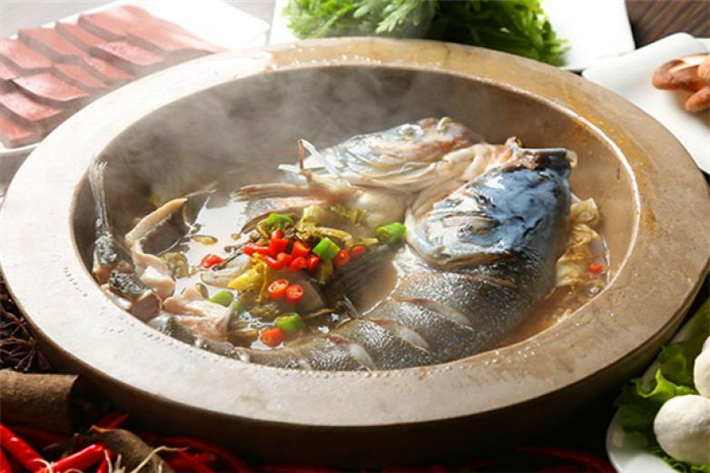 新時器石鍋魚加盟