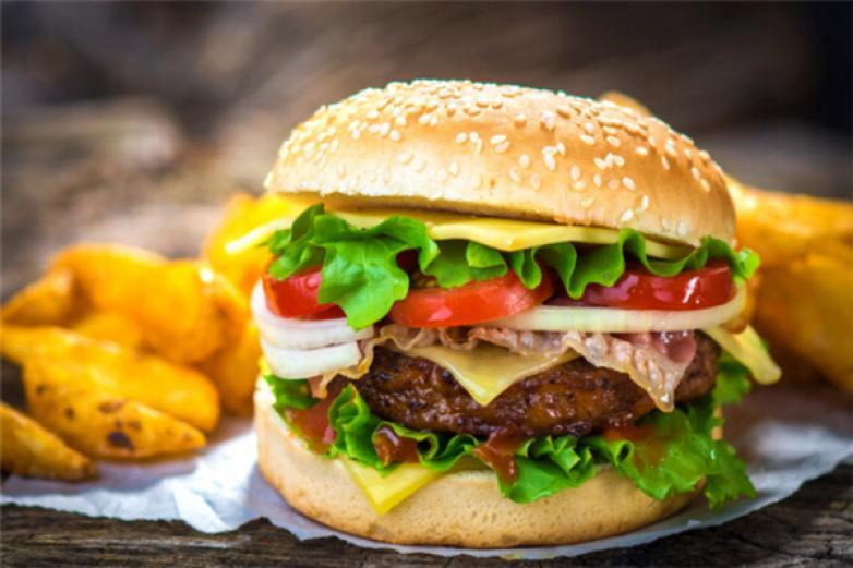 麦香客汉堡加盟