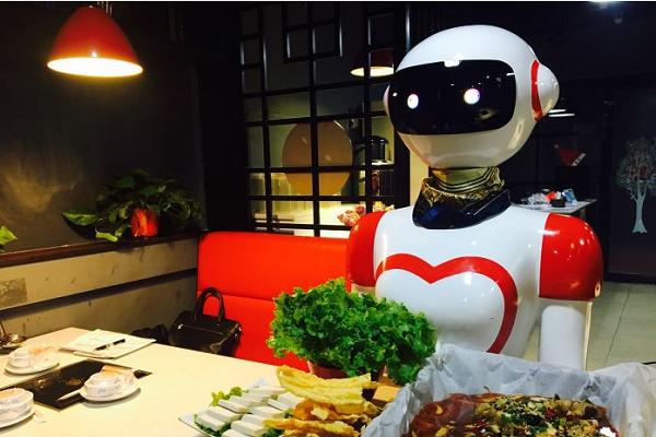機器人餐廳