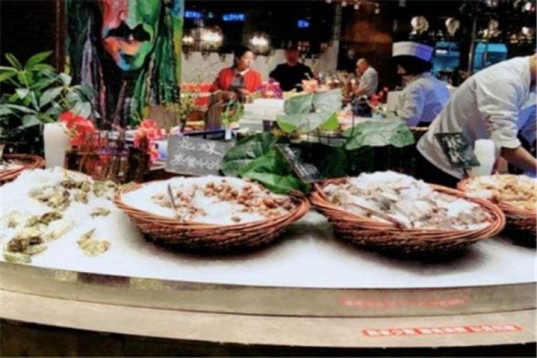 千寻牛排海鲜自助餐加盟