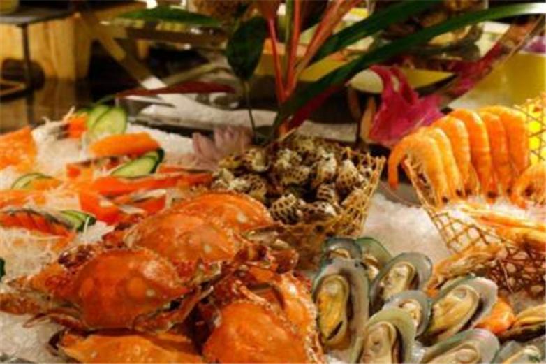 海盗盛宴海鲜自助餐加盟