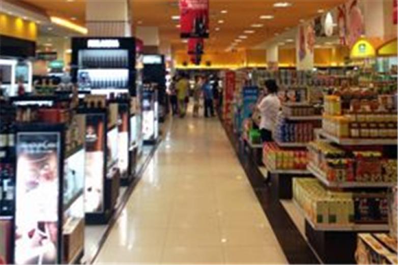 无人超市X无人超市加盟
