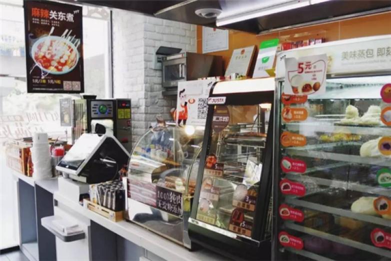 7tt鲜食便利店加盟