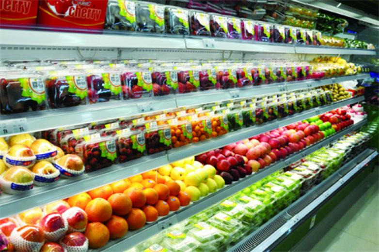 百菜园生鲜超市加盟