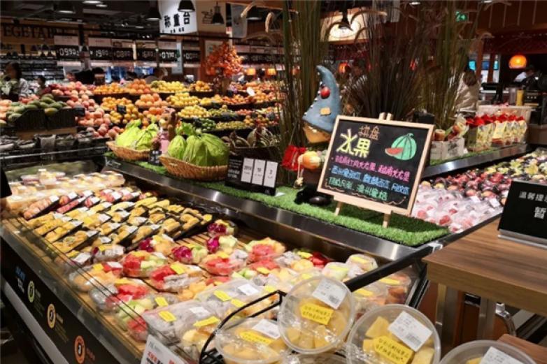 保真保佳生鮮超市加盟
