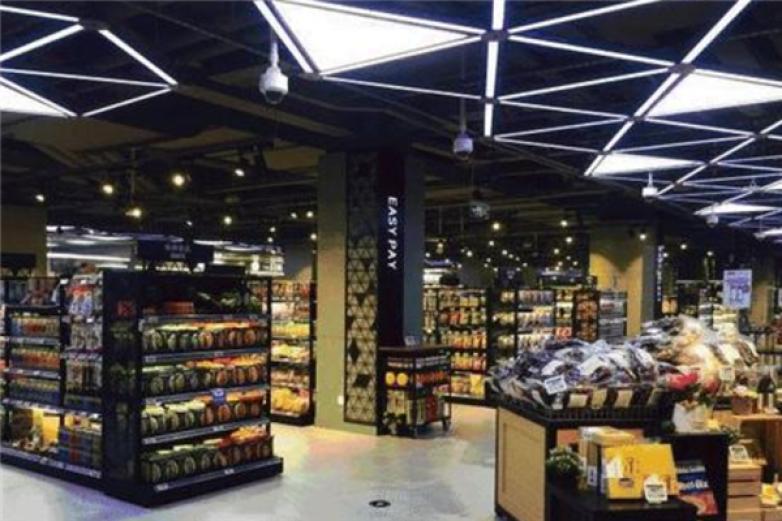 阿兰朵超市加盟