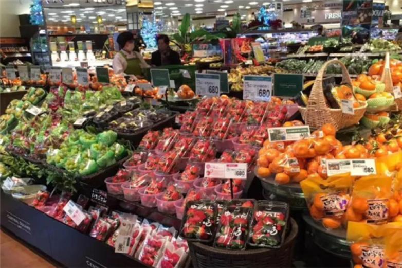 社区生鲜超市加盟
