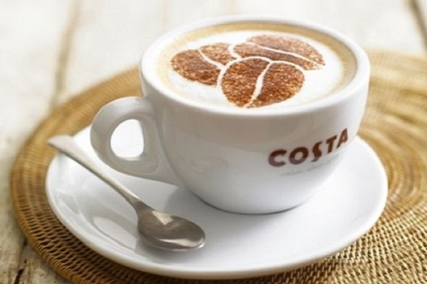 costa咖啡加盟費多少