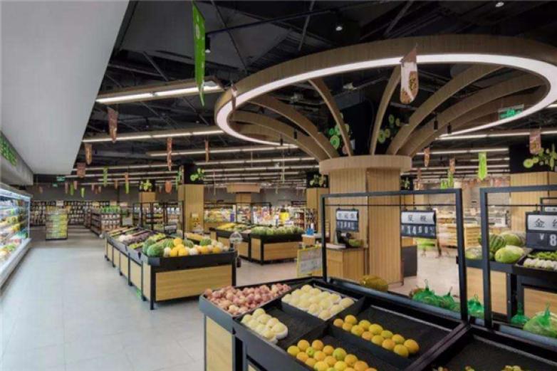 首森生鲜超市加盟