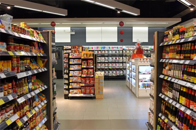 北山超市加盟