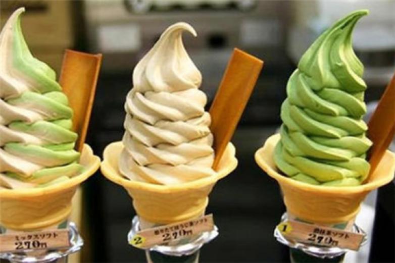 顶呱呱冰淇淋加盟
