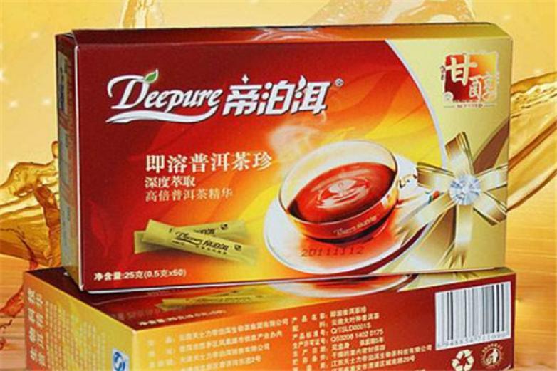 帝泊洱普洱茶珍加盟