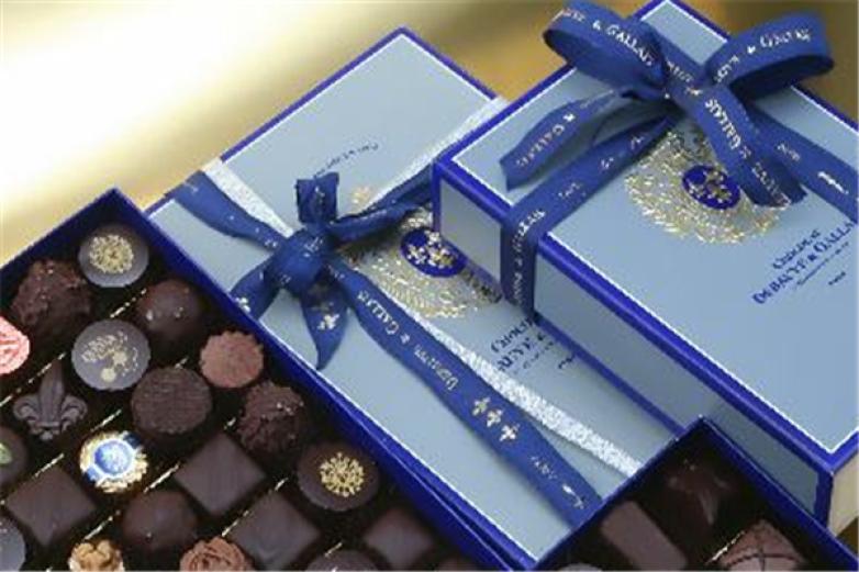 黛堡嘉莱巧克力加盟