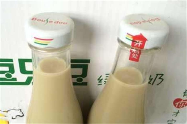 万禾源豆奶加盟