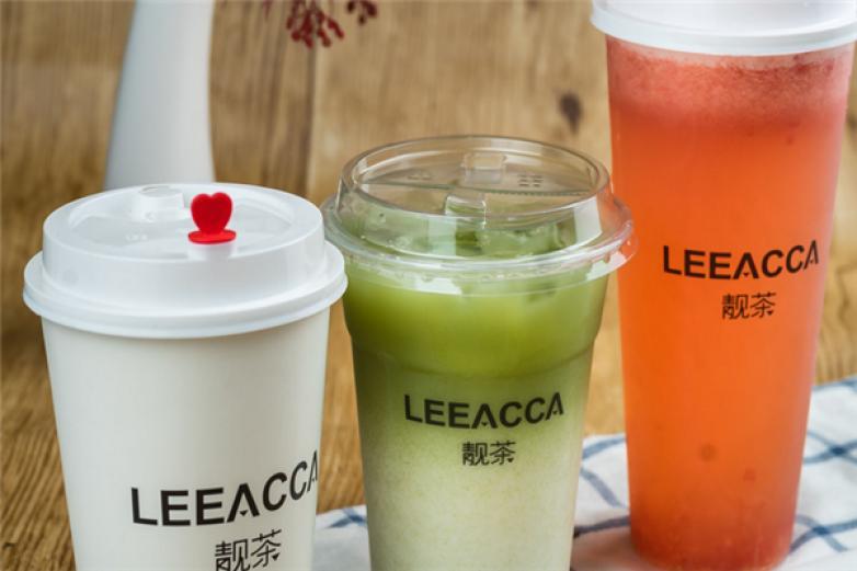 LEEACCA靓茶加盟