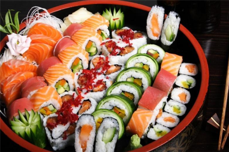 锦寿司の创意料理加盟