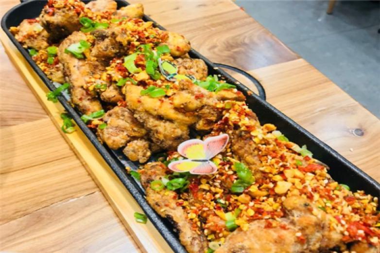 韩林碳烤加盟