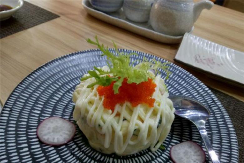 创意の寿司加盟