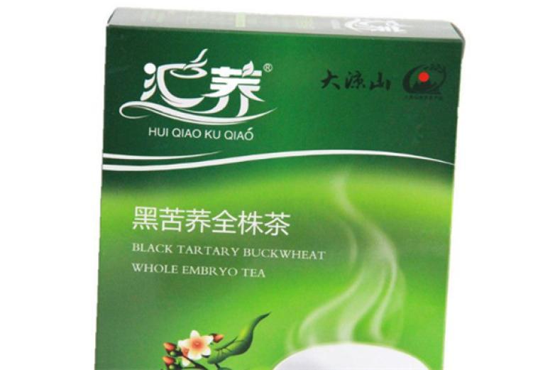 汇荞苦荞茶加盟
