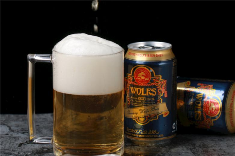 狼堡啤酒加盟