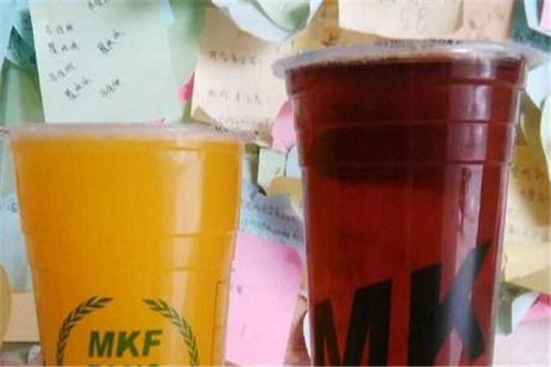 麦克风茶饮料加盟