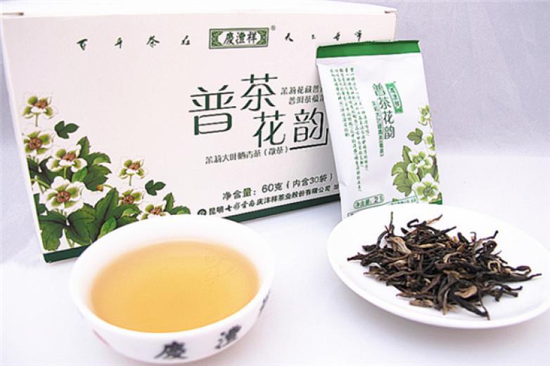 七彩云南茶叶加盟