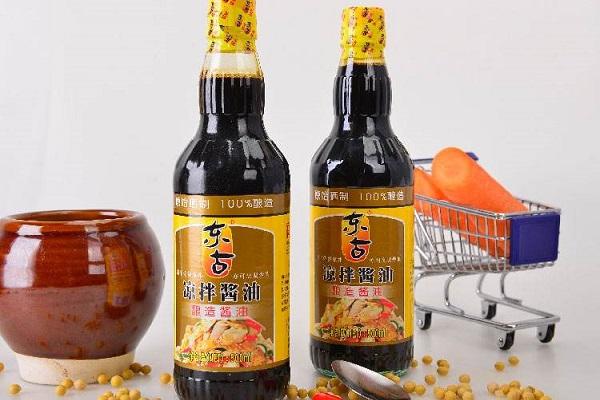 東古醬油如何代理