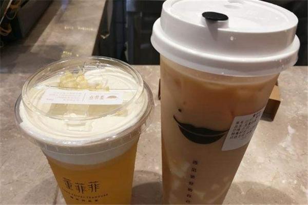 董菲菲奶茶加盟流程 董菲菲奶茶加盟費多少