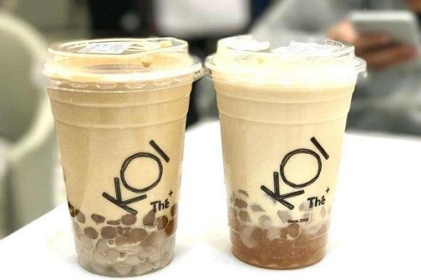 koi奶茶店怎么加盟