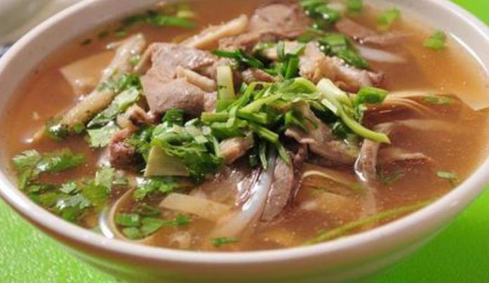 淮南牛肉湯加盟店10大品牌