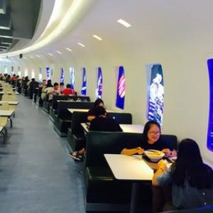 太空一号餐厅