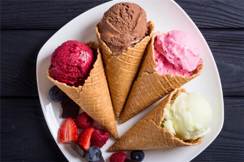 果然爱手工冰淇淋加盟