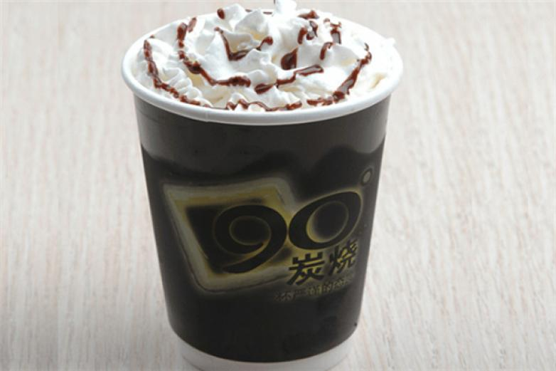 90度炭燒咖啡小站加盟