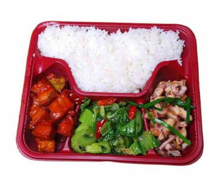 外婆碗中式快餐